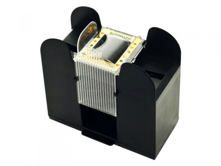 Professionelle Automatische Kaartenmischmachine Groß