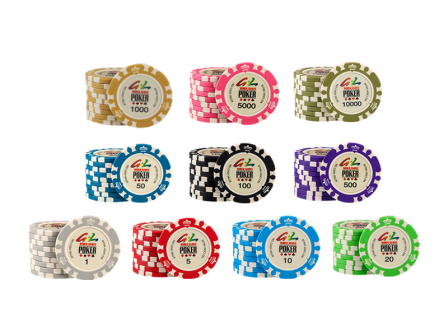 Pokerset World Games Of Poker 500