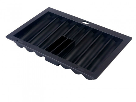 Poker Dealer Tray für 350 Chips