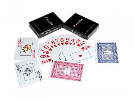 Poker Spielkarten Poker Club 6 Pack