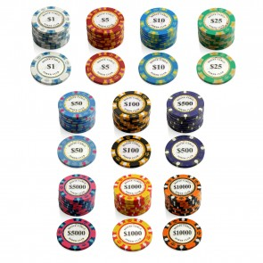 Monte Carlo Poker Club Pokerchip $ 25