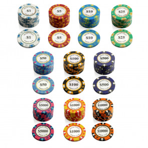Monte Carlo Poker Club Pokerchip $ 500