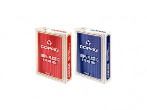 Copag Spielkarten Jumbo Index Blau