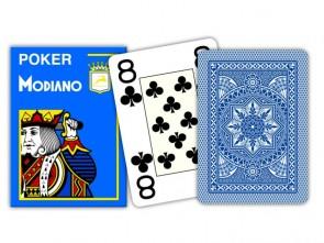 Modiano Spielkarten 6er Pack Jumbo Index