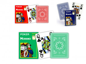 Modiano Spielkarten 6er Pack Jumbo Index