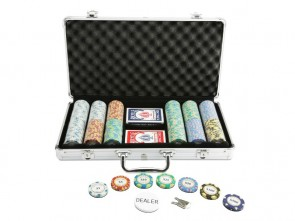 Pokerset Monte Carlo Poker Club 300