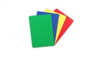 Poker Cutcards Set bestehend aus 5 Karten
