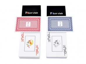 Poker Spielkarten Poker Club 6 Pack